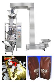 Multi Function Coffee Bean Automated Granule Packing Machine With Valve High Speed