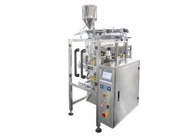 Stainless Steel Liquid Soybean Sauce Packaging Machine Dosing By Pump