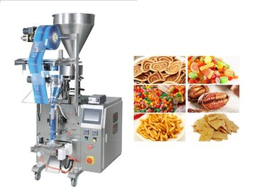 PLC Operated Sachet Packaging Equipment For Granule Pneumatic Driven Type