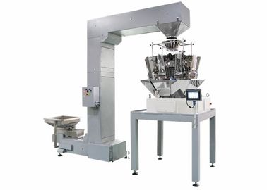 Semi Automatic Granule Packing Machine, Weighing Packing Machine